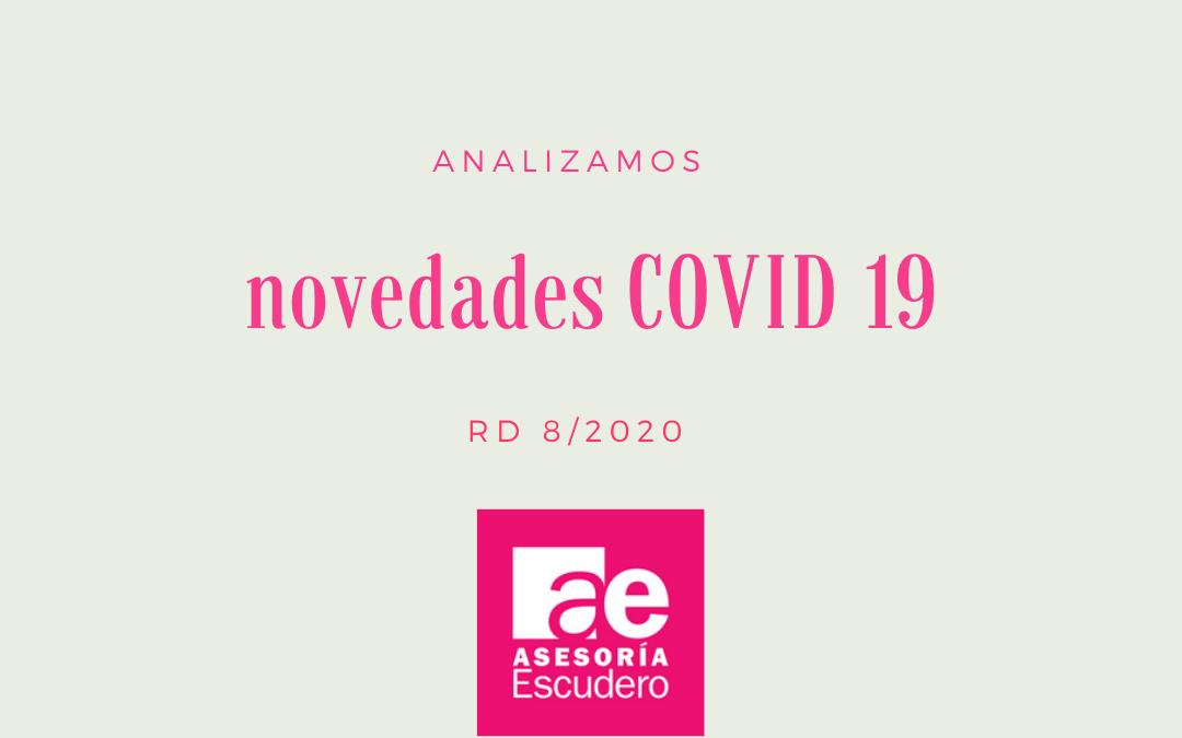 CESE ACTIVIDAD COVID 19